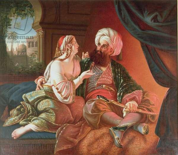 Scheherazade, 1881 (oil on canvas)