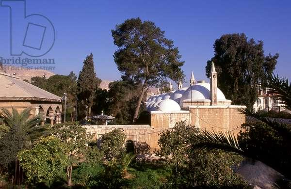 Syria: The 16th Century Tekkiye Mosque, Damascus (1998)