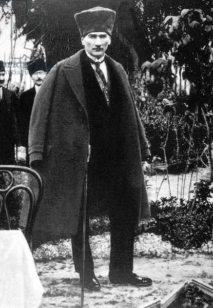 Turkey: Mustafa Kemal Ataturk (1881-1938), 1923