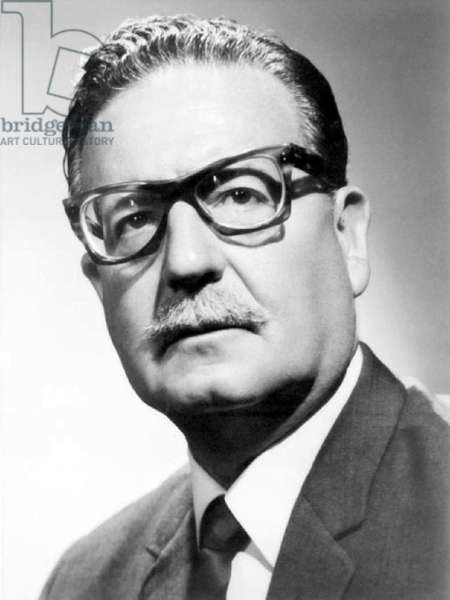 Chile: Salvador Allende (1908-1973), 30th President of Chile (1970-1973)