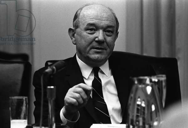 USA: David Dean Rusk (February 9, 1909 - December 20, 1994) was the United States Secretary of State from 1961 to 1969 under presidents John F. Kennedy and Lyndon B. Johnson