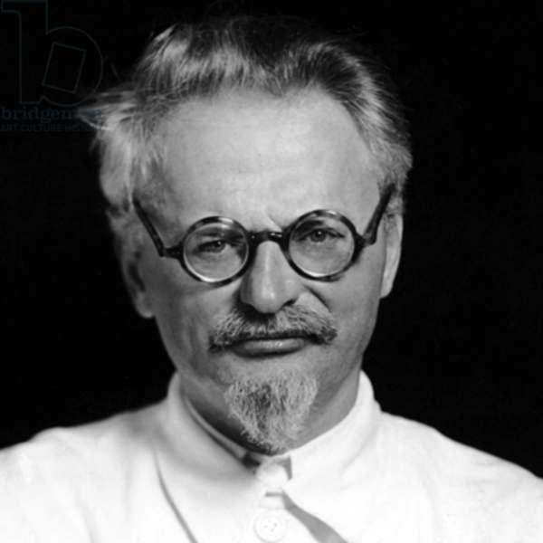 Russia / Soviet Union: Leon Trotsky, founder and first leader of the Red Army, 1930s