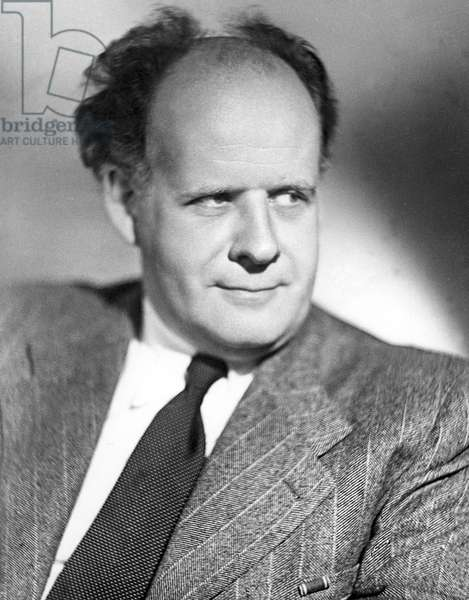 Russia/USSR: Sergei Eisenstein, cinematographer and film director (1898-1948), 1935