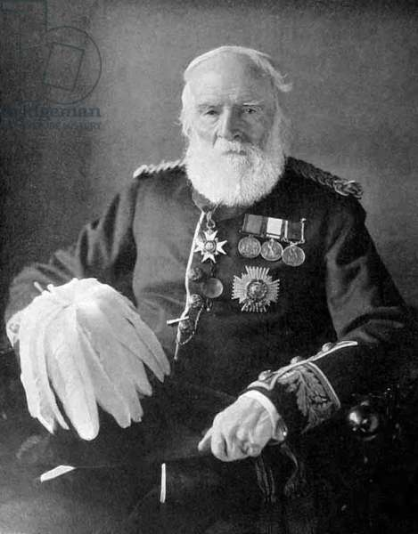 UK / China: General Sir Anthony Blaxland Stransham, GCB (22 December 1805 - October 1900), was a British military officer who led the Royal Marines during the attack on the City of Canton (Guangzhou) in the First Opium War in 1841