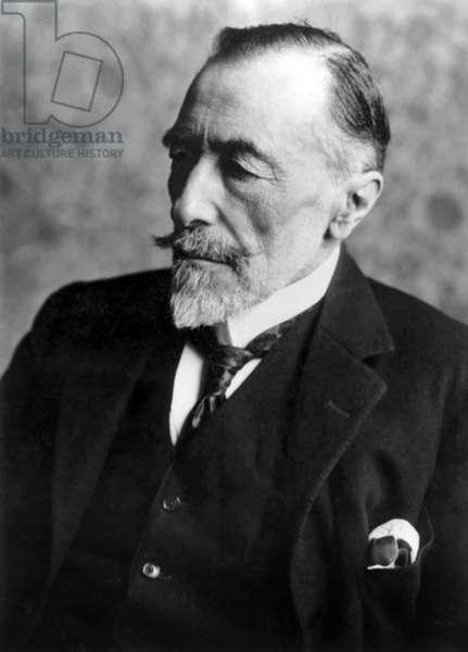 UK / Poland: Joseph Conrad, born Jozef Teodor Konrad Korzeniowski (1857-1924) c. 1916