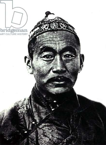 Mongolia: Jalkhanz Khutagt Sodnomyn Damdinbazar (1874-1923) was a high lamaist incarnation in northwestern Mongolia, and played a high-profile role in the country's independence movement.
