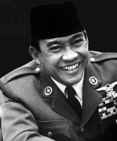 Indonesia: Sukarno, born Kusno Sosrodihardjo (6 June 1901 - 21 June 1970) was the first President of Indonesia.