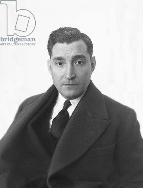 Portugal: Antonio de Oliveira Salazar (1889-1970), Prime Minister of Portugal 1932-1968, 1940