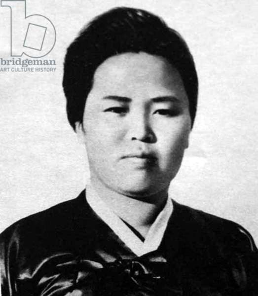 Korea: Kim Jong-suk (December 24, 1917 – September 22, 1949) was a Korean independence activist and Communist politician.