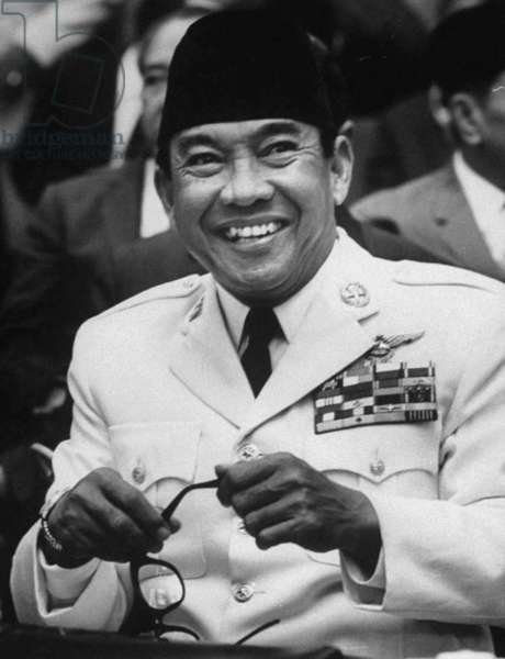 Sukarno was born on 6 June 1901 in Blitar, eastern Java, to a Javanese schoolteacher and a Balinese mother.