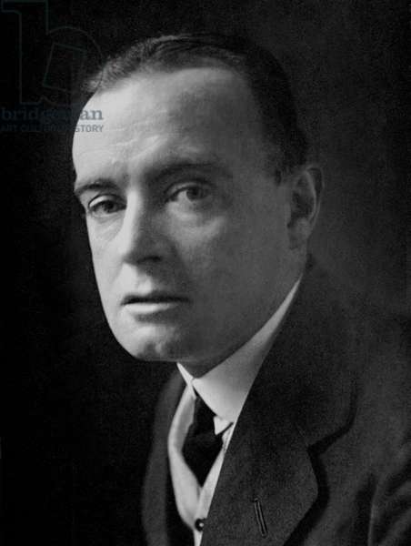 UK / Burma / Myanmar: Hector Hugh Munro (1870-1916), better known by the pen name Saki, and also frequently as H. H. Munro, was a Burma-born British writer and novelist. E O Hoppe, 1913