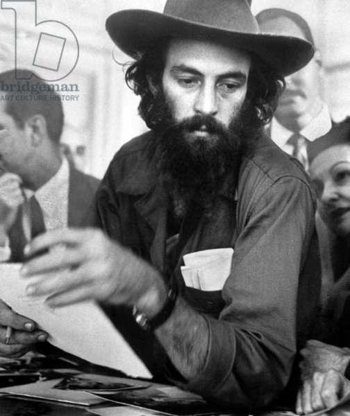 Cuba: Camilo Cienfuegos in Havana, 1959