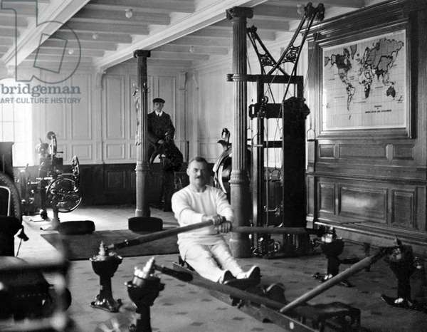 UK: RMS Titanic, The Gym
