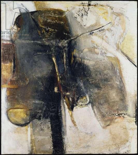 Botallack, 1959 (oil on board)