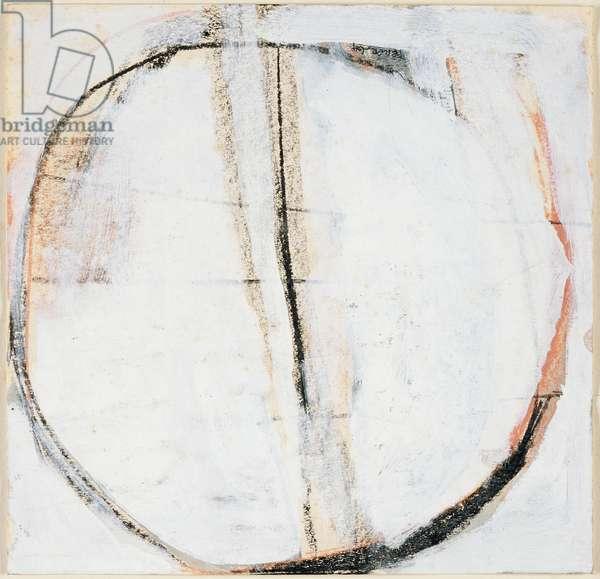 Aduton XXVII, 1983 (oil on canvas)