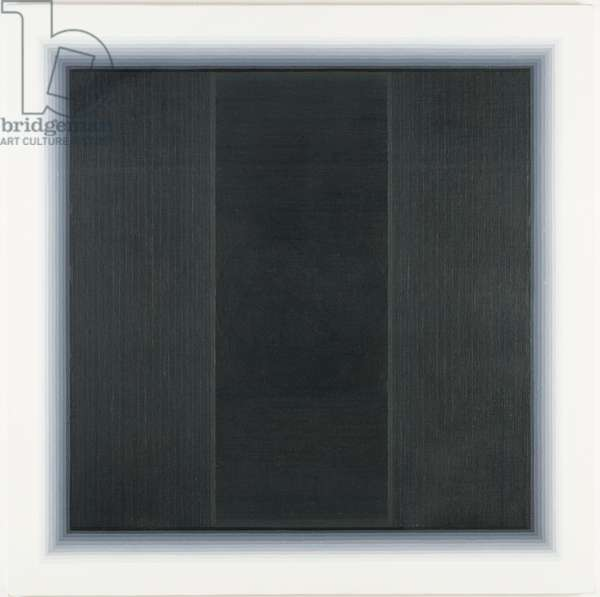 Aduton XL (post card), 1980 (oil on canvas)