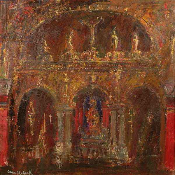 Rood Screen, Torcello