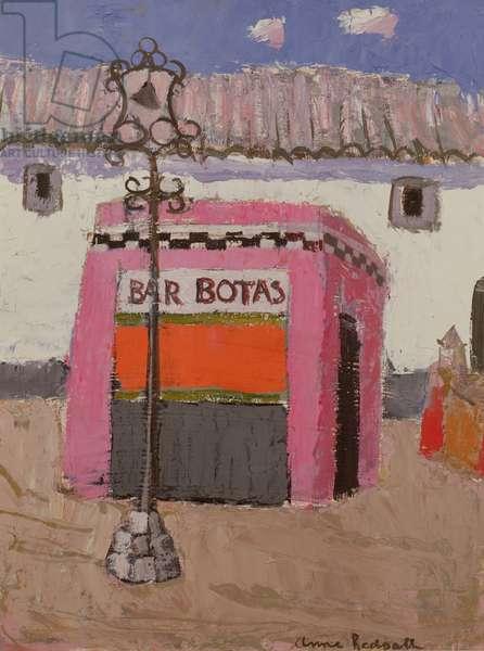The Wayside Bar, 1953 (oil on canvas)
