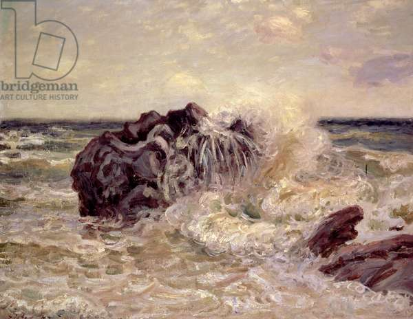 The Wave, Lady's Cove, Langland Bay, 1897