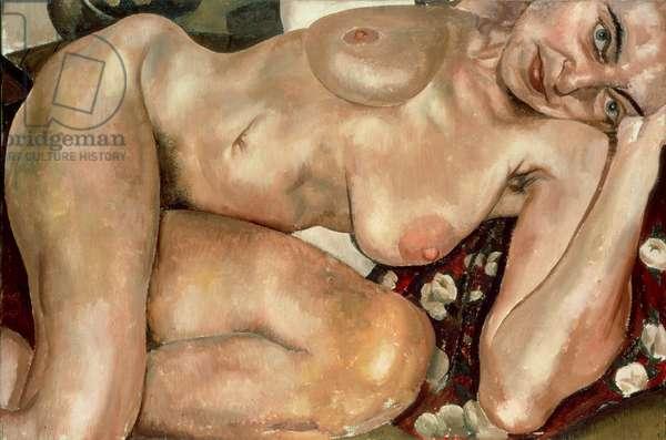 Nude (Patricia Preece), 1935