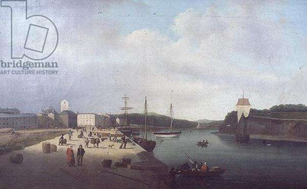 Westport Quay, 1818-19