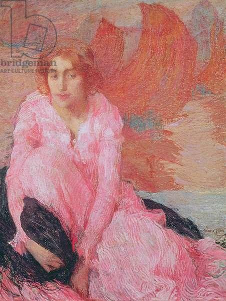 Dame en Rose (painting)