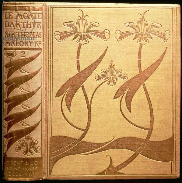 Cover of 'Le Morte d'Arthur'