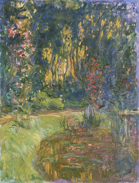 Garden of Giverny, 1923