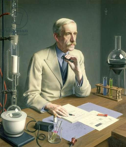 Sir Frederick Gowland Hopkins (1861-1947),  1938
