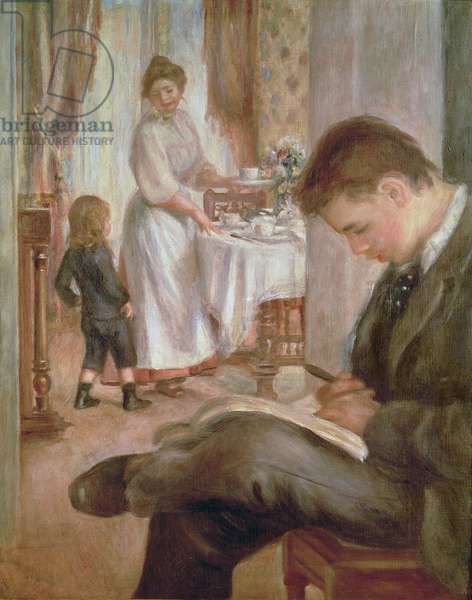 Breakfast at Berneval, 1898