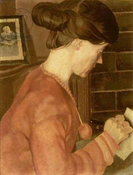 Mrs C.P. Grant, 1920-21