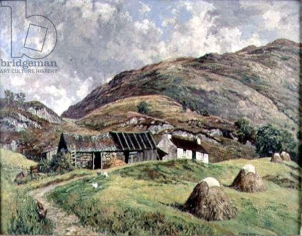 The Croft, Tor-A-Bhan, Lochiel (panel)