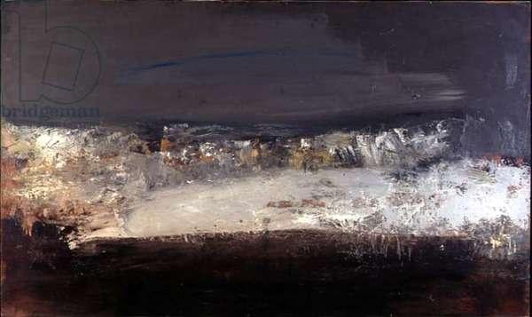 The Sea VII, 1963 (board)