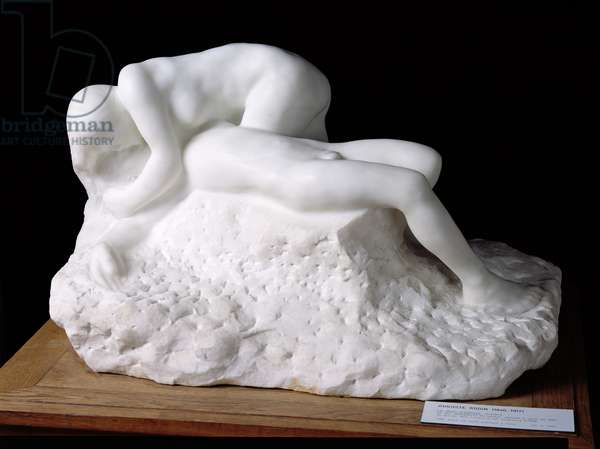 The Death of Adonis, after 1888 (marble)
