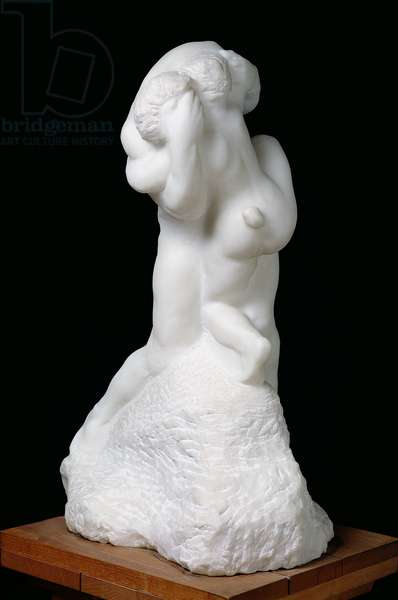The Sin, c.1900 (marble)