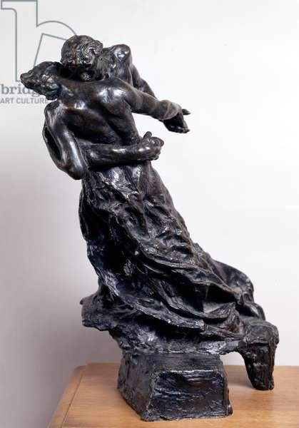 The Waltz, 1892 (bronze)