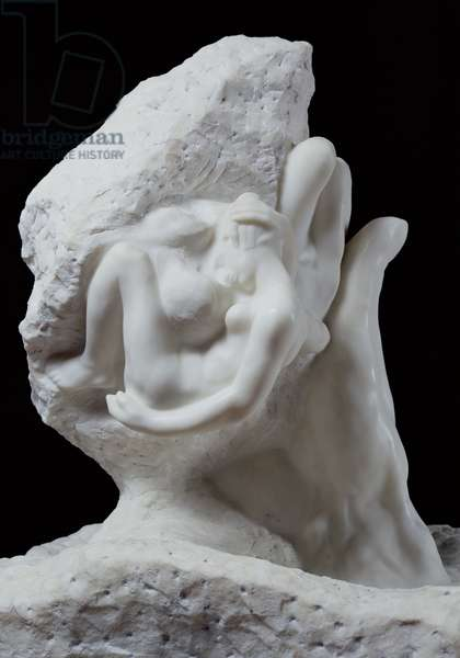 The Hand of God, or The Creation, 1902 (marble)