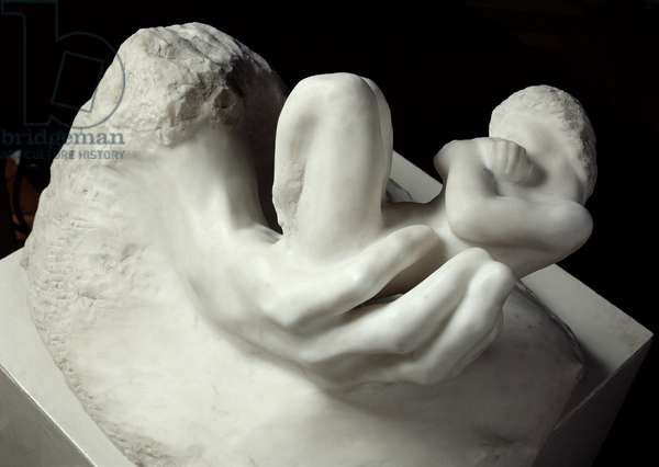 The Hand of the Devil, c.1903 (marble)