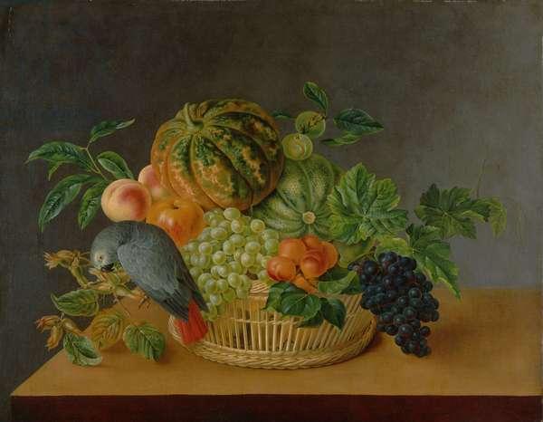 Still Life, c.1850 (oil on canvas)