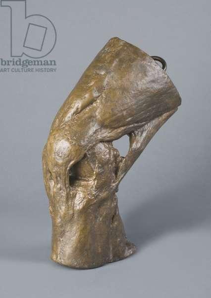 Left Knee (Anatomical Cast) 1877-80 (bronze)