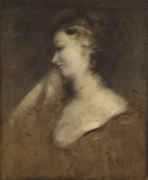 Portrait of a Lady, c.1780 (oil on canvas)