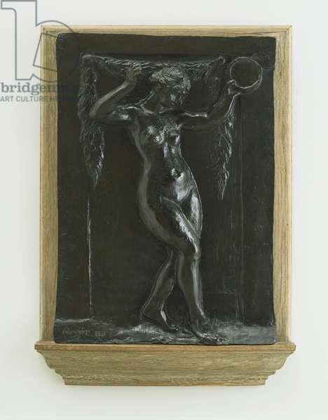 Tambourine Dancer I, c.1918-19 (bronze)