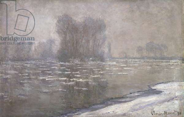 Morning Haze, 1894 (oil on canvas)