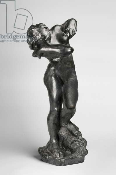 Meditation, modeled 1885-88, cast by Alexis Rudier (1874-1952), 1921 (bronze)