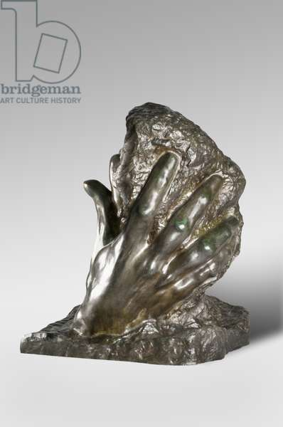 The Hand of God, modeled 1898, cast by Alexis Rudier (1874-1952), 1925 (bronze)