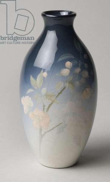 Vase, 1896 (glazed stoneware)