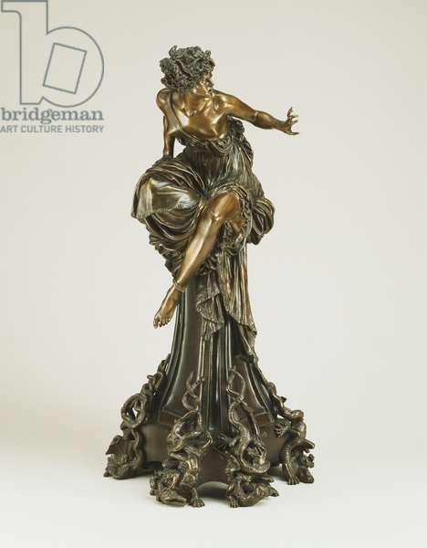 Pythian Sibyl, after 1869-70 (bronze)