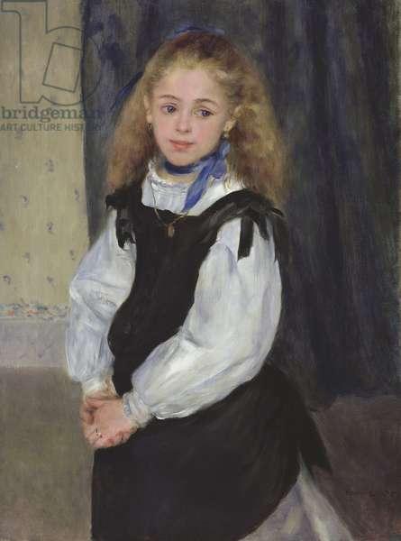 Portrait of Mademoiselle Legrand, 1875 (oil on canvas)