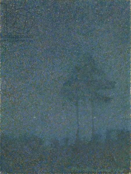 Moonlight, 1921 (oil on canvas)