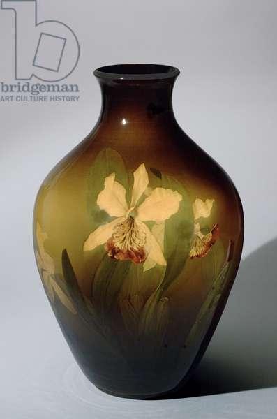 Vase, 1898 (stoneware (standard glaze line)) (see also 451104)